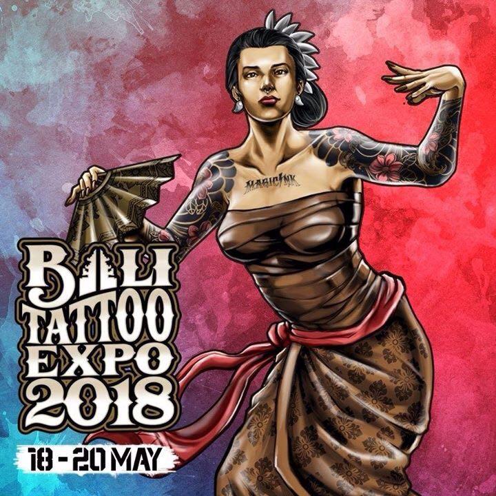 Bali Tattoo Expo 2018